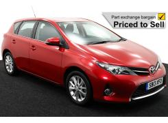 Toyota Auris SB13XFO Red 1 P2S